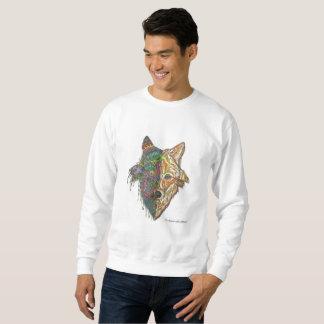 Von Hand gezeichnetes ursprüngliches Sweatshirt