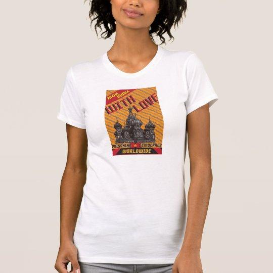 Von Russland mit Liebe: Anti-Trumpf und T-Shirt