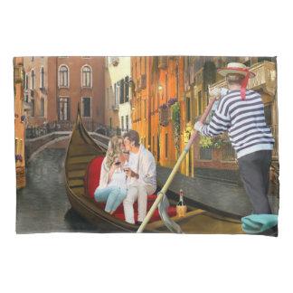 Von Venedig mit Liebe Kissen Bezug