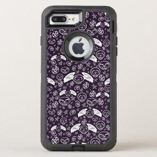 """""""Voodoo-"""" Muster OtterBox Defender iPhone 8 Plus/7 Plus Hülle"""