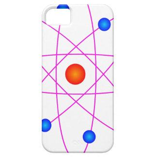 vorbildliches clipart Vektor des Atoms iPhone 5 Case