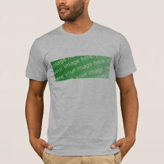 Vorder-und-Mitte Damen-T - Shirt