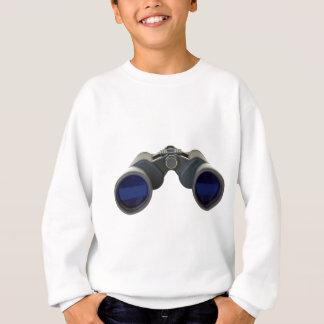 Vordere Ferngläser Sweatshirt