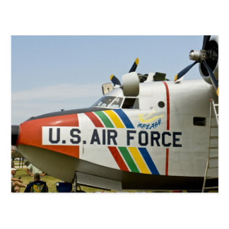 Vorderer Abschnitt Luftwaffe Grumman HU-16B Postkarte