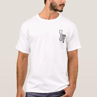Vorderes Entwurfs-nur Shirt