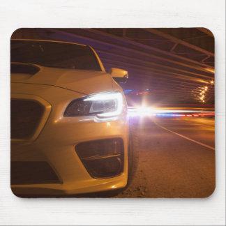 Vorderes Licht-Malerei Subaru-WTI Mauspads