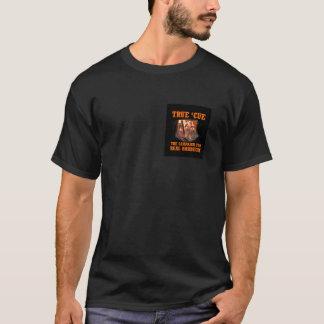 Vorderes u. hinteres T-Stück T-Shirt