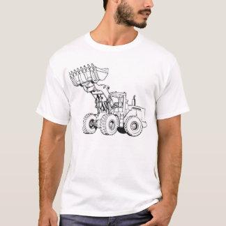 Vorderseite-Lader T-Shirt