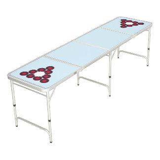 Vorgeschriebene Größen-Bier Pong Tabelle Beer Pong Tisch