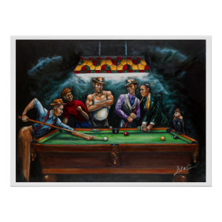 Vorlagenpool Hall Poster