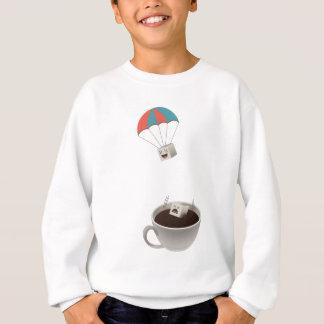 Vorsichtiger Zuckerwürfel Sweatshirt