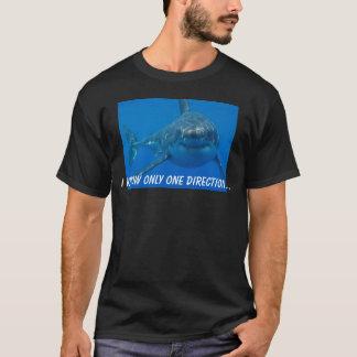 vorwärts sich bewegen T-Shirt