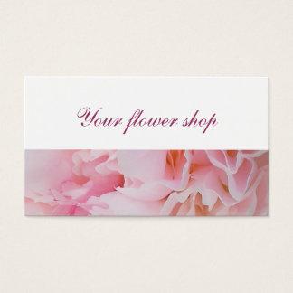 Votre fleuriste cartes de visite