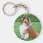 Votre keychain de coutume de photo de chiens porte-clefs