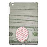 Votre visage sur les $100 Bill ! Carte photo Coque Pour iPad Mini