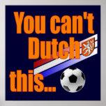 Vous biseautez des Néerlandais ceci - des cadeaux  Affiche