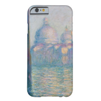 Voyage de Venise Italie de canal grand de Claude Coque iPhone 6 Barely There