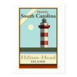Voyage la Caroline du Sud Cartes Postales