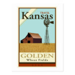 Voyage le Kansas Cartes Postales