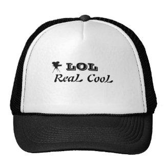 Vrai casquette frais de LOL