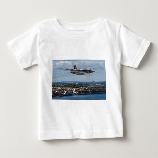 Vulcan Bomber bei Dawlish Baby T-shirt