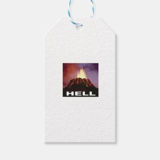 Vulkanhölle Geschenkanhänger
