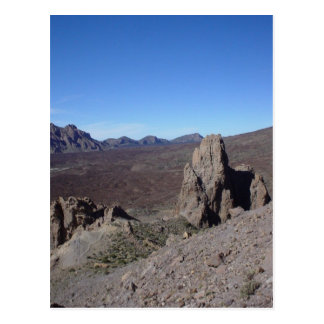Vulkanische Landschaft Postkarten