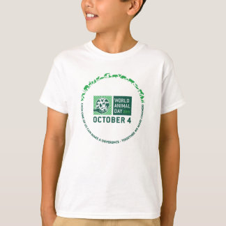 W.A.D. 2015 zusammen machen wir das T-Stück des T-Shirt