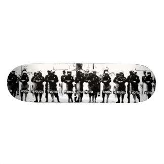 W.M. Skateboard-Plattform - Policia Ausgabe Individuelle Decks