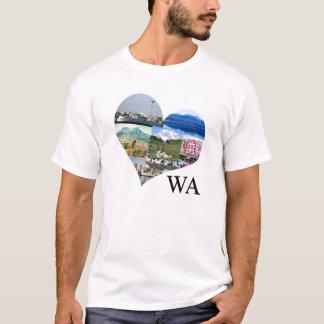 WA Staats-Seattle-T - Shirt