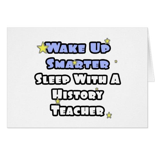 Wachen Sie intelligenteren… Schlaf mit einem Karte