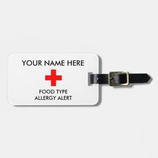 Wachsamer ID/ICE Umbau der Allergie- Kofferanhänger