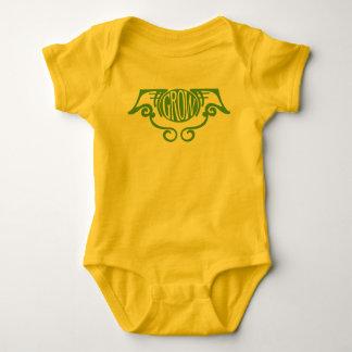 Wachsen Sie Baby wachsen Baby Strampler