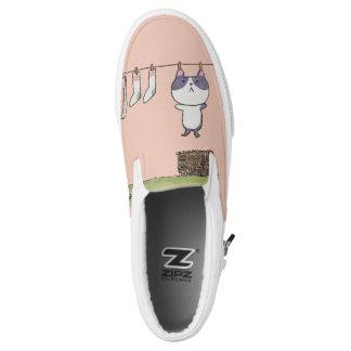Wachsen Sie sie Slip-On Sneaker
