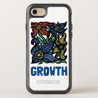 """Wachstum"" Otterbox Fall OtterBox Symmetry iPhone 8/7 Hülle"