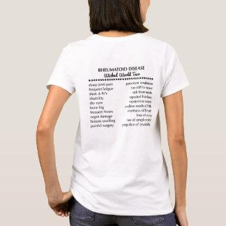 Wachte wie dieser Konzertart-T - Shirt auf