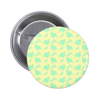 Wachteln Runder Button 5,7 Cm