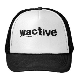 wactive casquette trucker