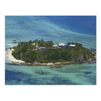 Wadigi Insel, Mamanuca Inseln, Fidschi 2 Postkarte