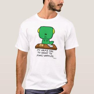 WAFFELN UND DINOSAURIER T-Shirt