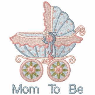 Wagen-Mamma, zum - Blau zu sein