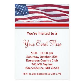 Wahl-Kampagnen-Party Einladungen