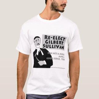 Wählen Sie Gilbert Sullivan wieder T-Shirt