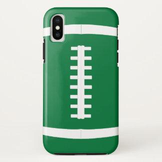 Wählen Sie jedes Team-Farbkundenspezifische iPhone X Hülle