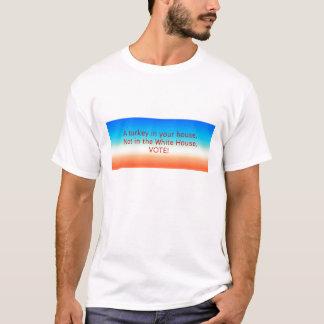 Wählen Sie keine Truthähne T-Shirt