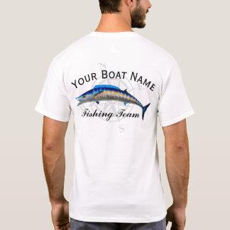 Wahoo-Gewohnheits-Shirt T-Shirt