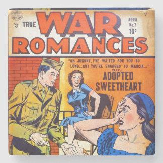 Wahre KriegRomances #7 Steinuntersetzer