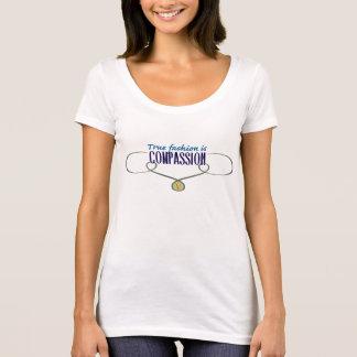 Wahre Mode ist Mitleid T-Shirt