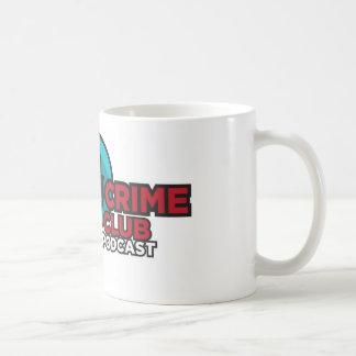 Wahre Verbrechen-Fanclub-Tasse Tasse