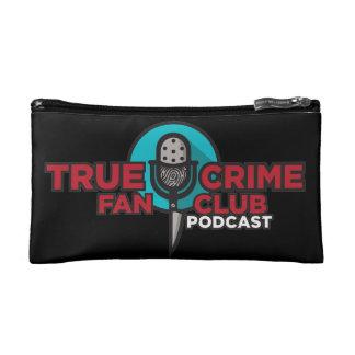 Wahre Verbrechen-Fanclub-Zusatz-Tasche! Kosmetiktasche